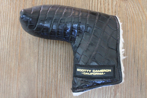 Black Alligator Gallery Headcover