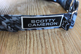 Scotty Cameron Camo Tour Visor Blue