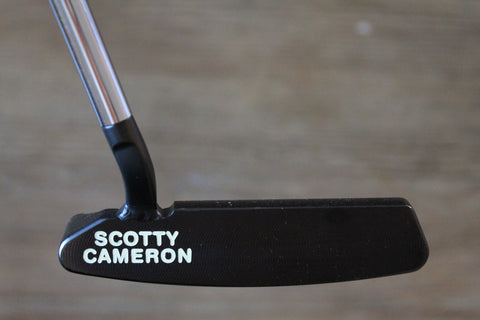 Scotty Cameron Left Handed Putters >> Left Handed Scotty Cameron Circle T Newport 2 Tour Only Putter