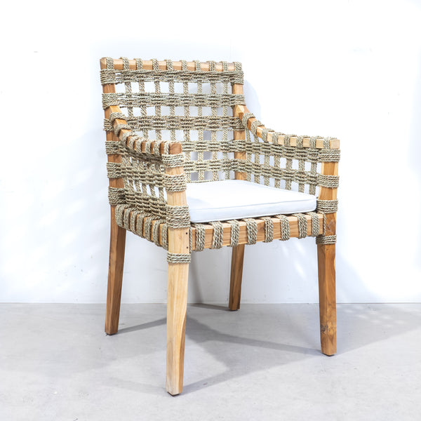 20220 Rattan Dining Chair