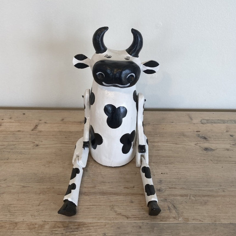 Wooden Animal - COW