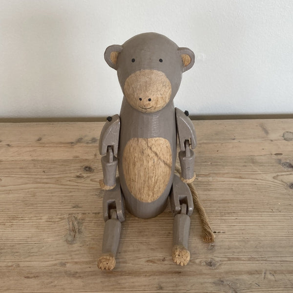 Wooden Animal - MONKEY