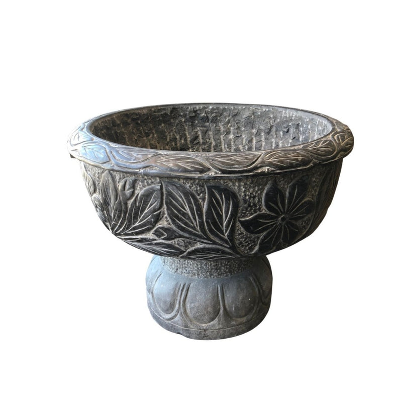 Stone Basins on Pedastal