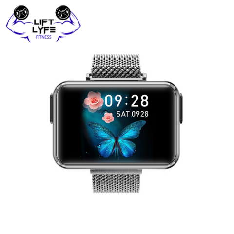 Smartwatch With Wireless Headphones