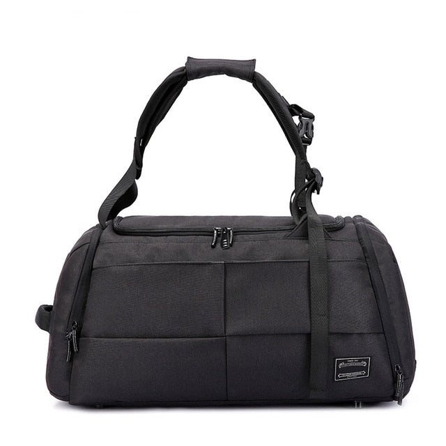 Multi-function layered Gym bag