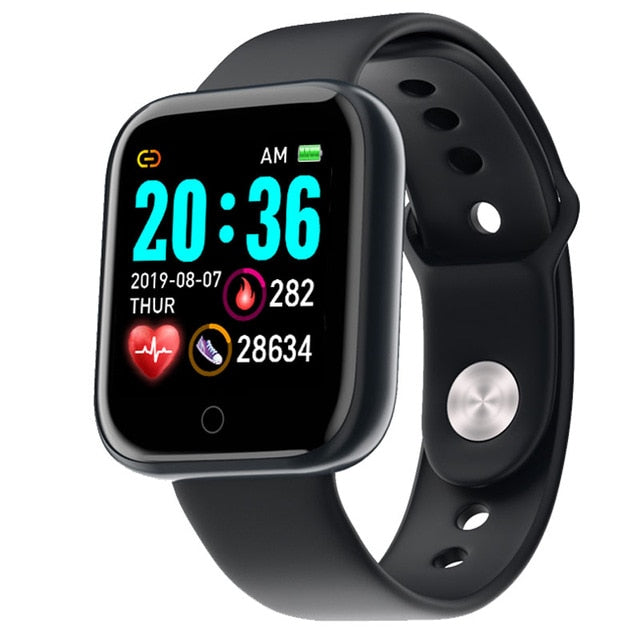 Heart Rate Monitor Smartwatch