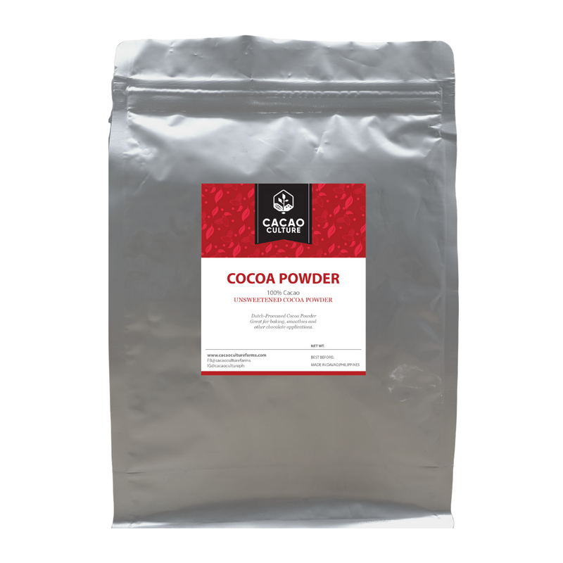 Cacao Culture - Cocoa Powder (Pure, Unsweetened) 1KG
