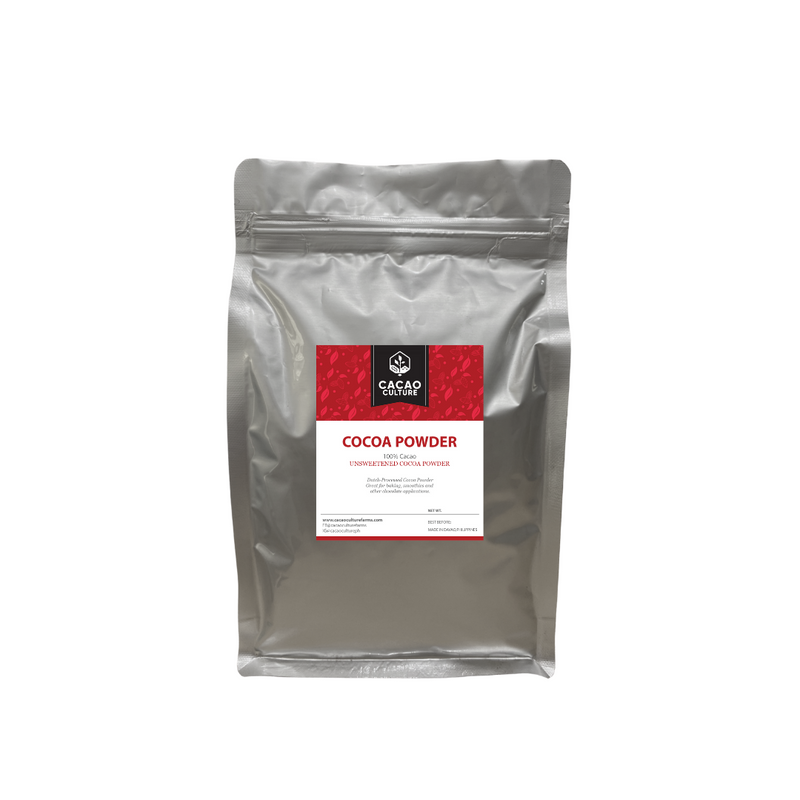 Cacao Culture - Cocoa Powder (Pure, Unsweetened) 500G