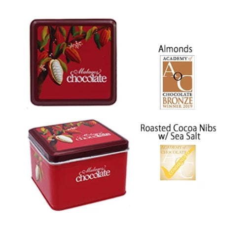 Malagos Chocolate - Dragee Almond