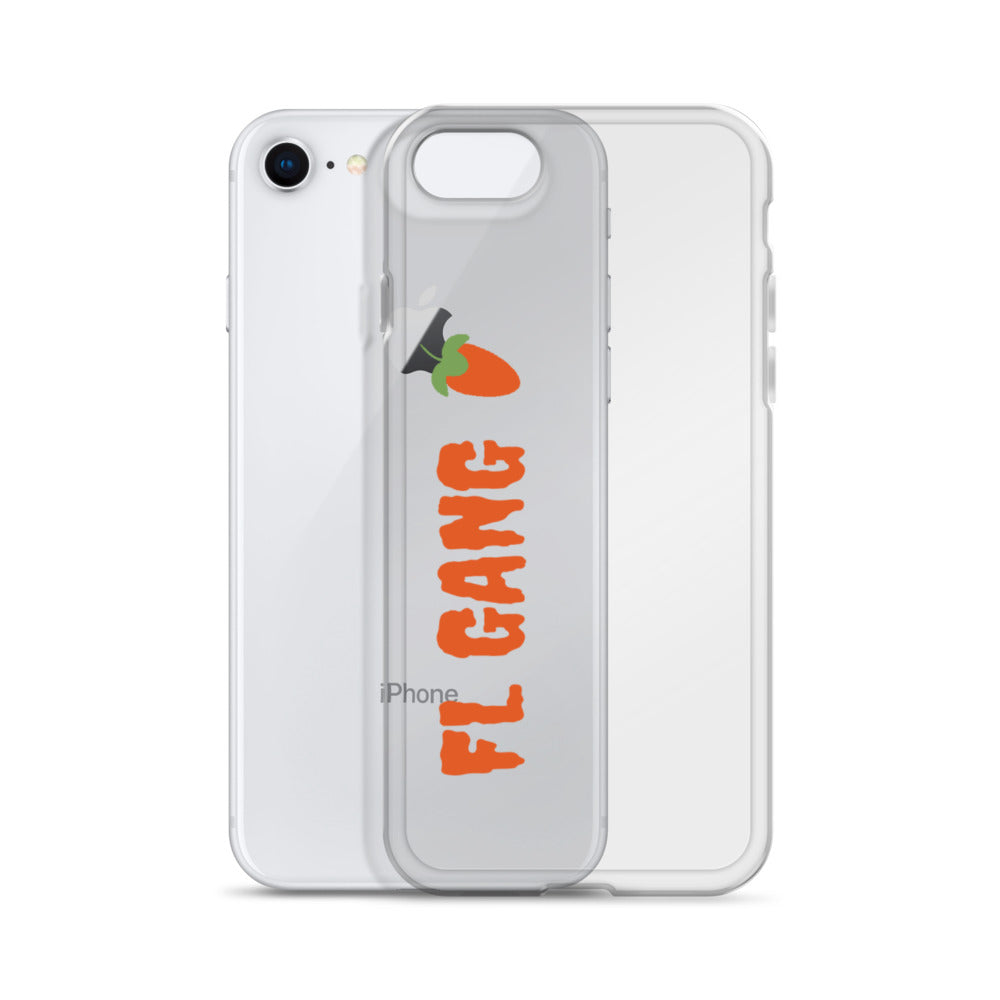 """FL GANG"" iPhone Case"