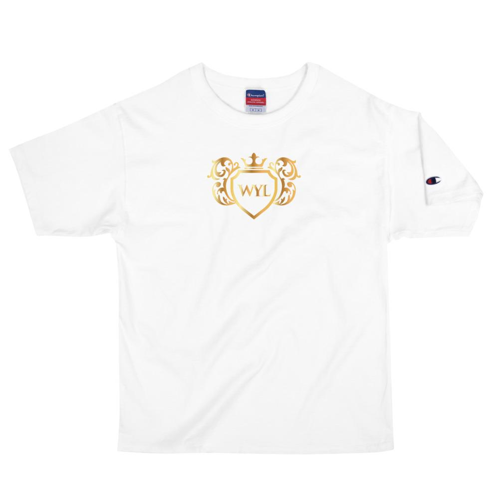 WYL Gold Crest T-shirt