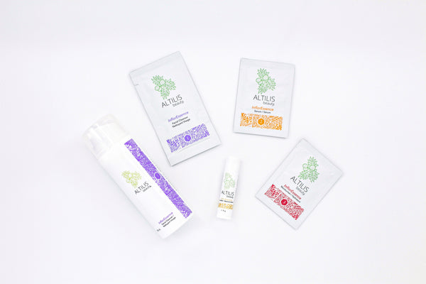 InflorEssence Facial Cleanser + Trial Kit