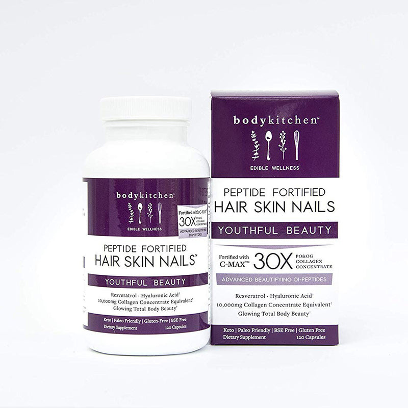 Hair, Skin & Nails Collagen Capsules