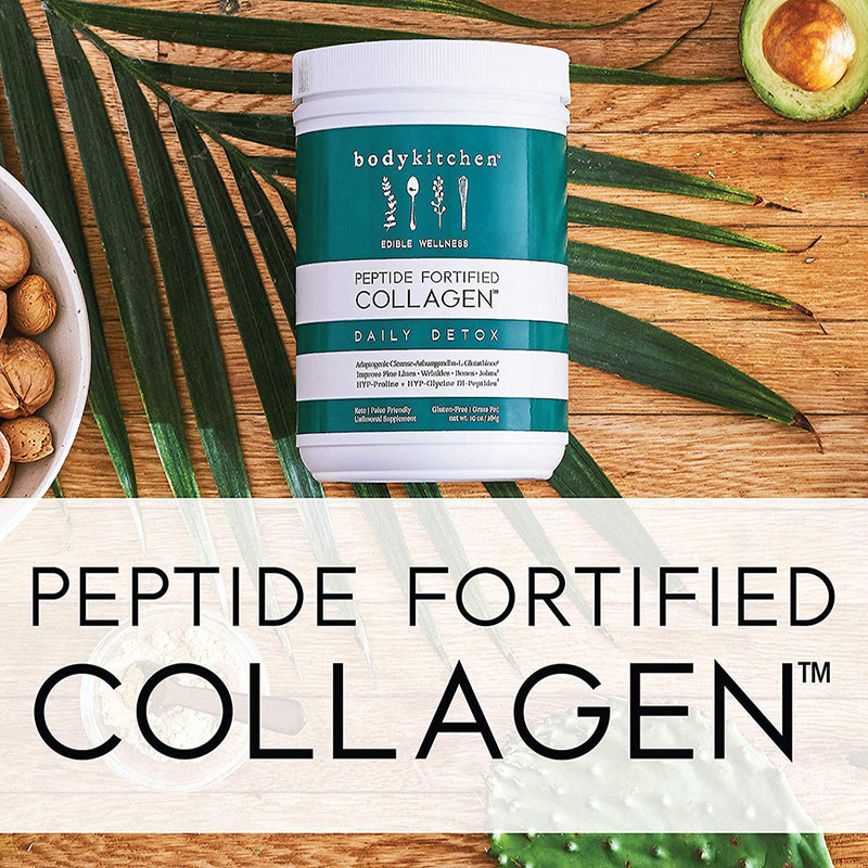 Daily Detox Collagen Powder