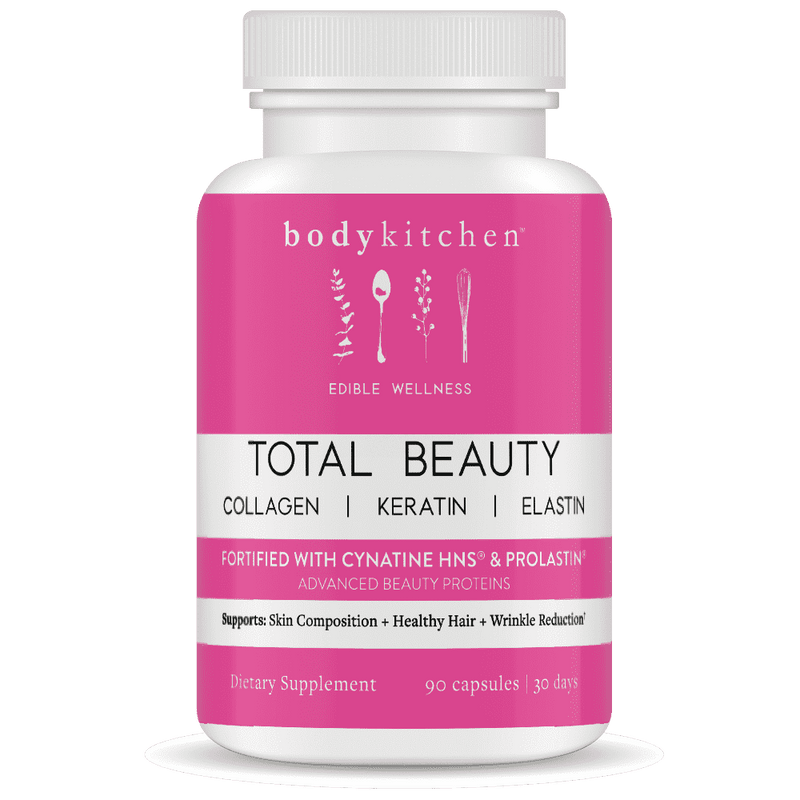 Total Beauty - Collagen, Keratin and Elastin