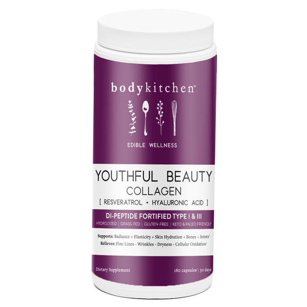 Youthful Beauty Collagen Capsules