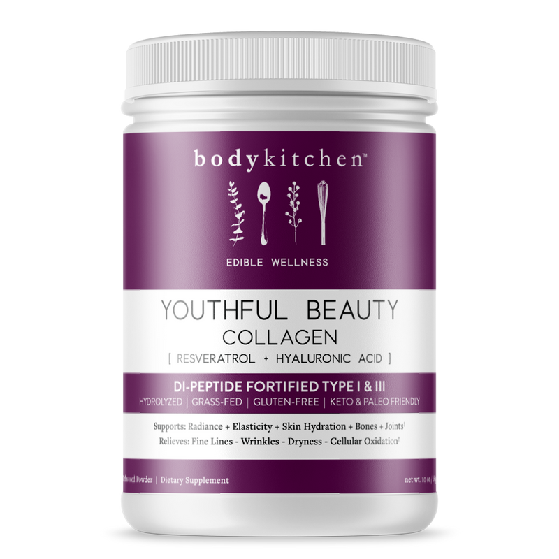 Youthful Beauty Collagen Powder