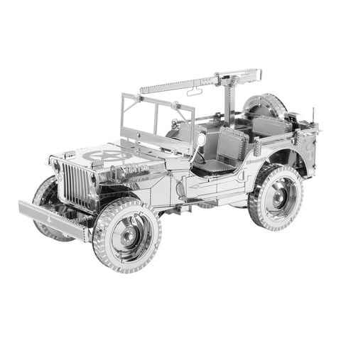 Iconx Willys MB Jeep Model Kits