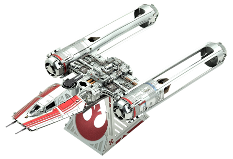Metal Earth Star Wars Zorii'S Y Wing Fighter Model Kit
