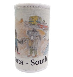 Comic Stubby Holder Moonta South Australia