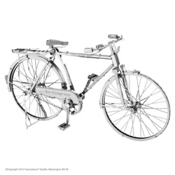 Iconx Classic Bike Metal Earth Model Kit