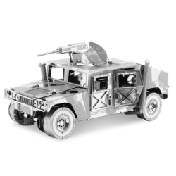 Iconx Humvee Metal Earth Kit