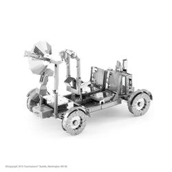 Metal Earth Apollo Lunar Rover model Kit