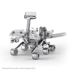 metal earth Mars rover Model kit