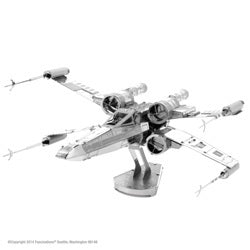Metal Earth Star Wars X Wing Fighter Model Kit