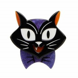 Cat Charming Erstwilder Brooch