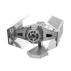 image Metal Earth darth vader's  Tie Advanced X1