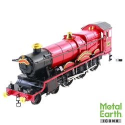 Iconx Harry Potter Hogwarts Express Metal Earth Kit