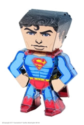 Metal Earth Legends Superman model kit