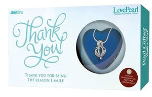Thank You Wish pearl Love Pearl Pendant Kit