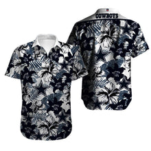 Load image into Gallery viewer, Dallas Cowboys Button Up Tee Shirt
