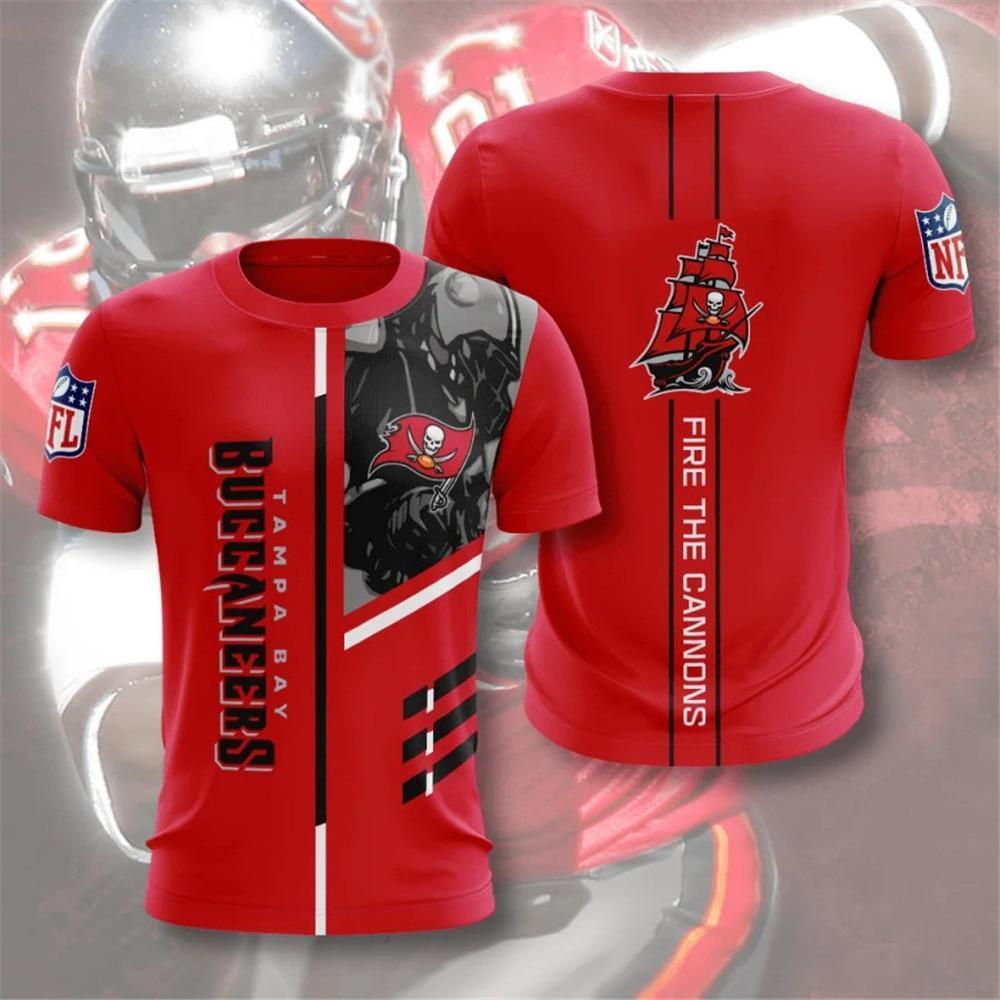 Tampa Bay Buccaneers Short Sleeve T Shirt