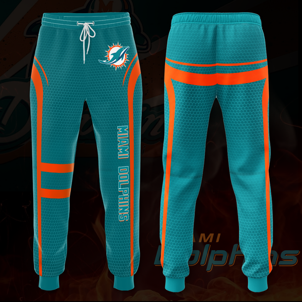 Miami Dolphins 3D Printed pocket Sweatpant