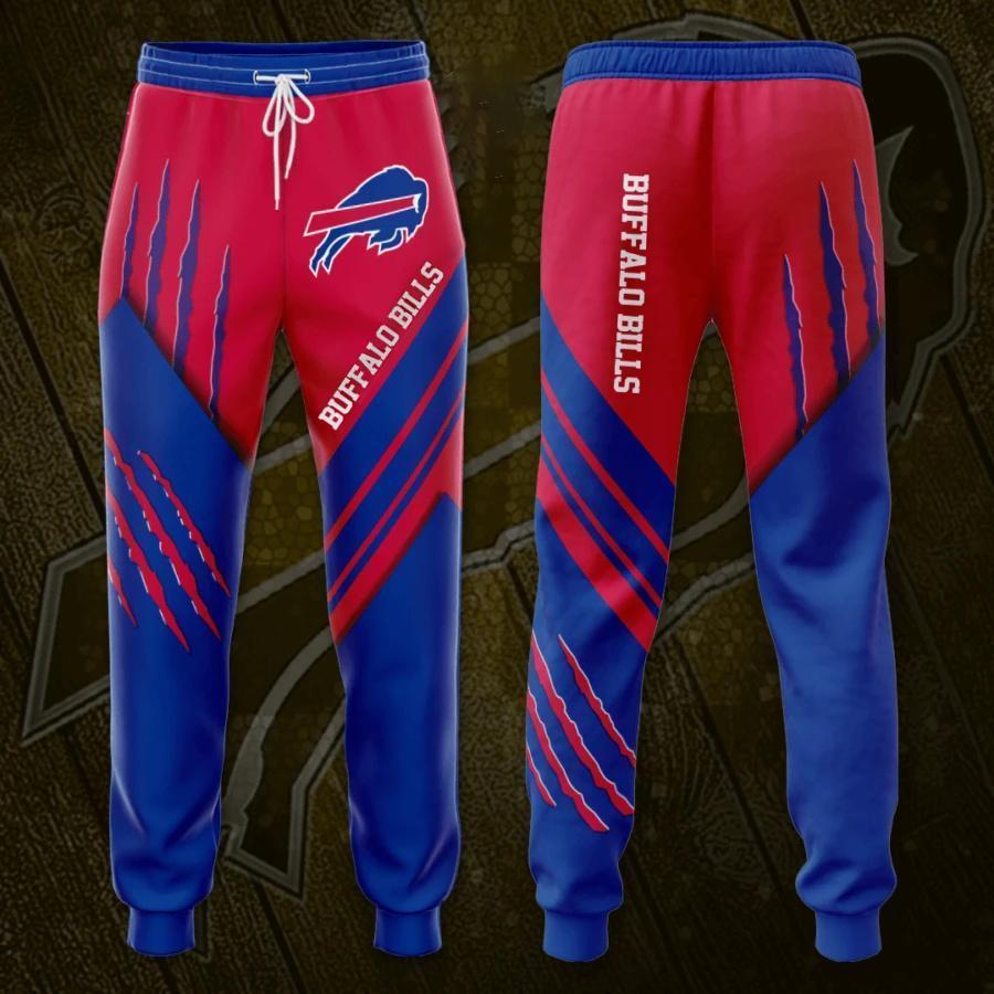 Buffalo Bills 3D Printed pocket Sweatpant