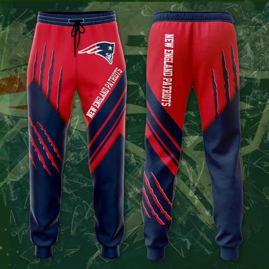 New England Patriots 3D Printed pocket Sweatpant