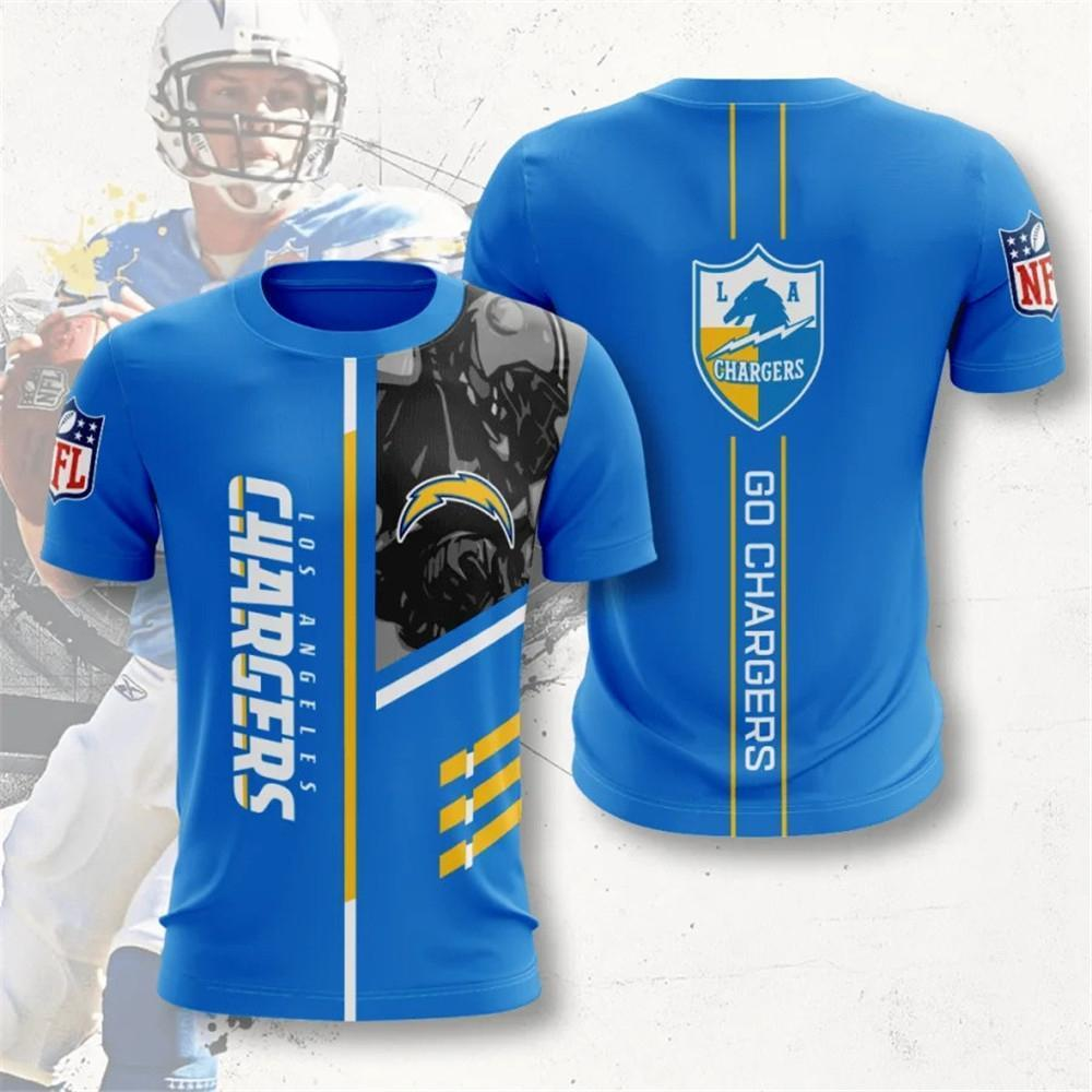 Los Angeles Chargers Short Sleeve T Shirt