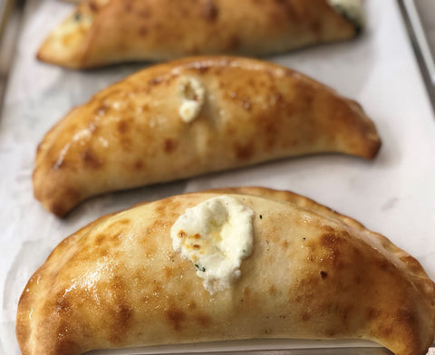 Cheese Calzone
