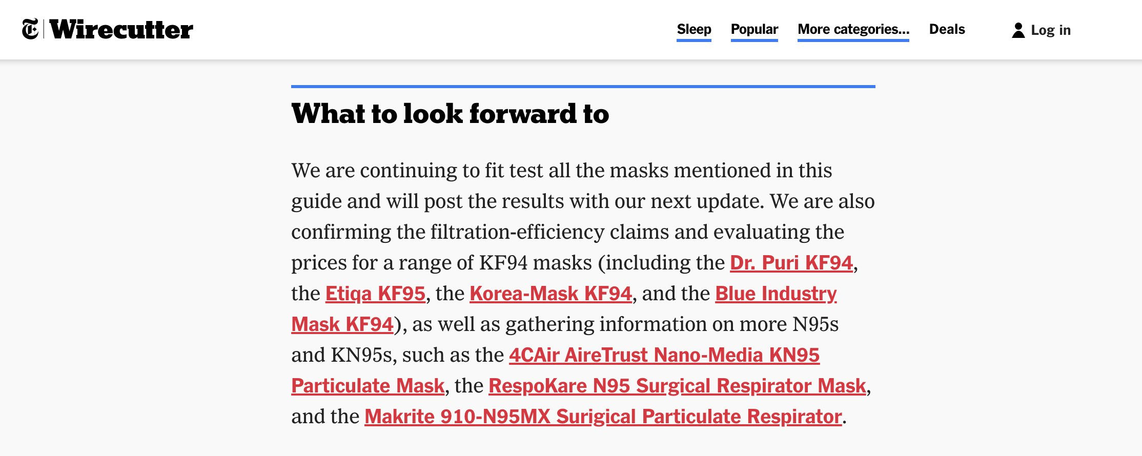 Where to Buy N95s, KN95s, and Surgical-Style Masks You Can Trust