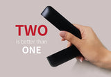 2-in-1 Hand Warmers Rechargeable - Be Healthy USA