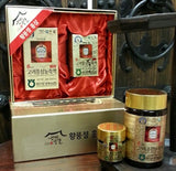 6 Years Punggi Korean Red Ginseng Extract Gift Set 240g + 30g