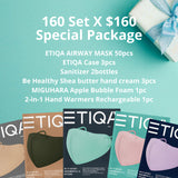 160 Set X $160 Special Package