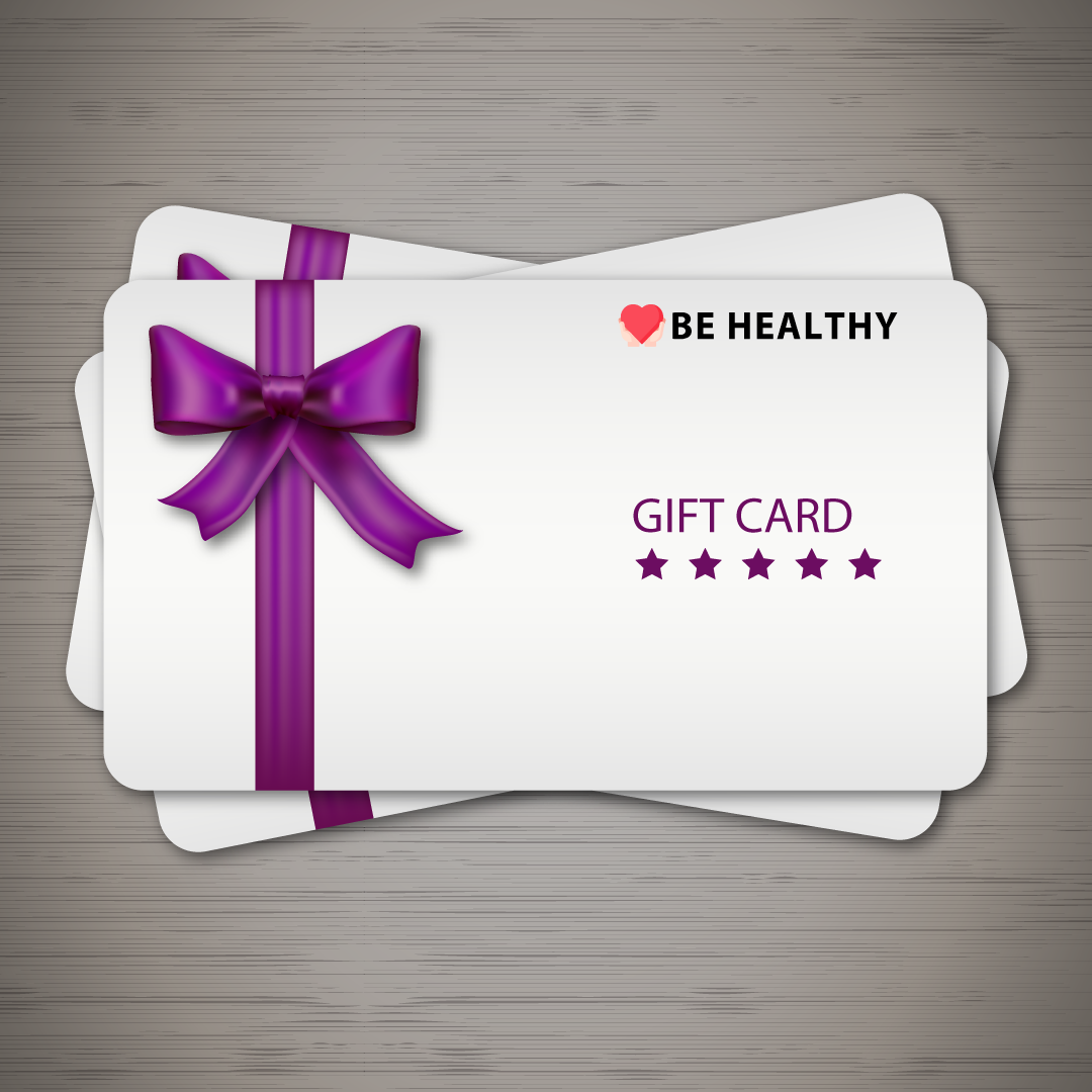 Be Healthy USA Online Gift Card