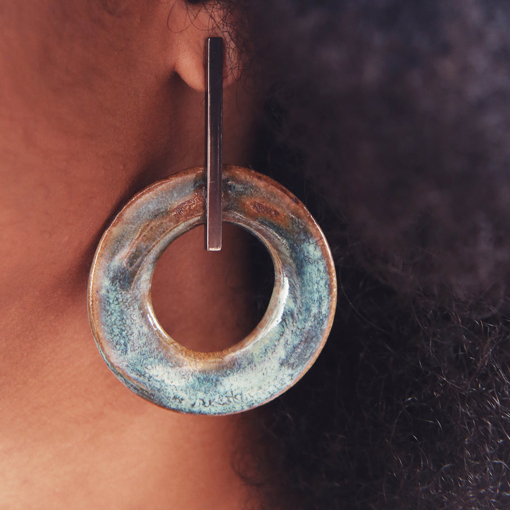 Maitê Earrings | Symmetric