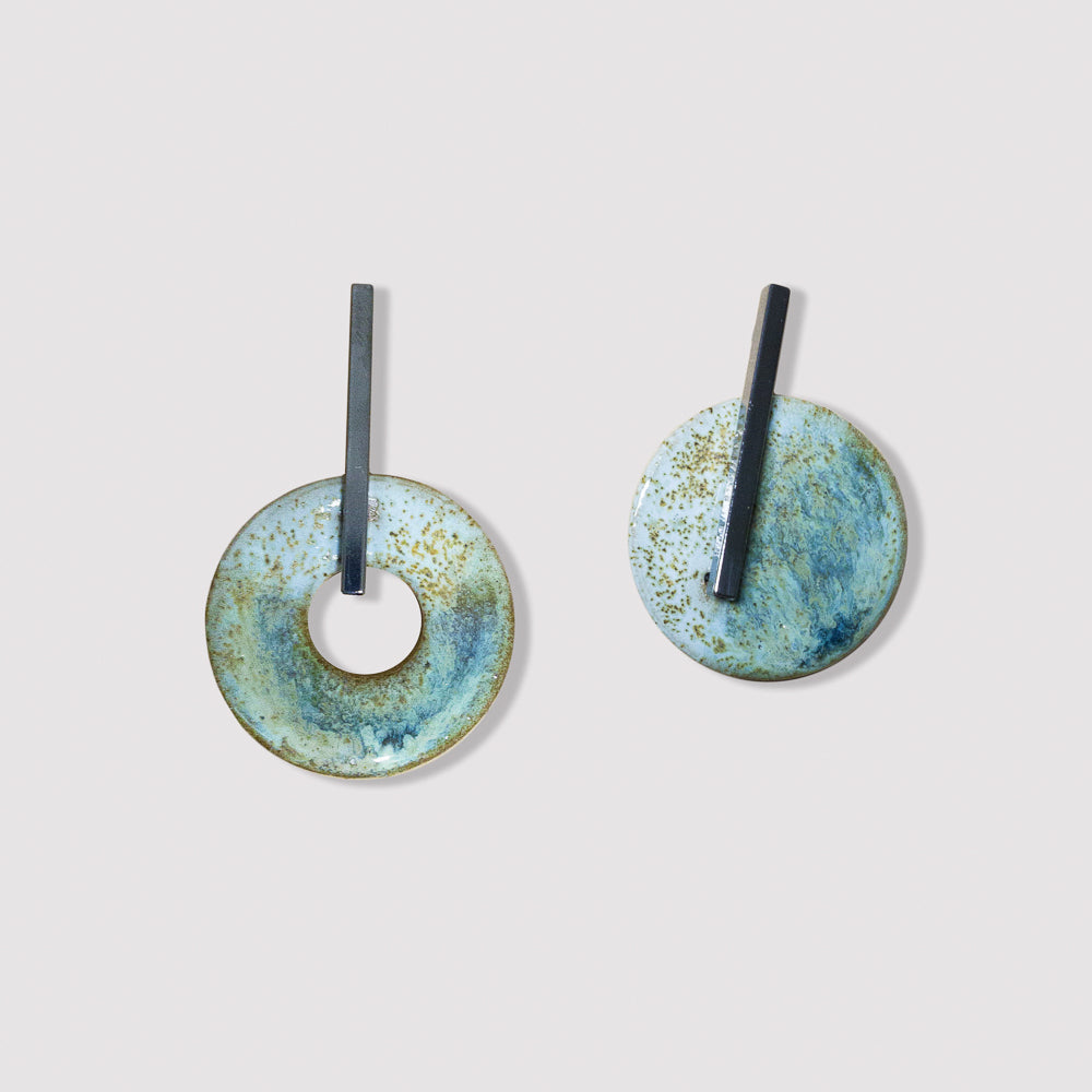Marina Earrings | Asymmetric