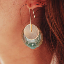Load image into Gallery viewer, Heloísa Earrings | Green