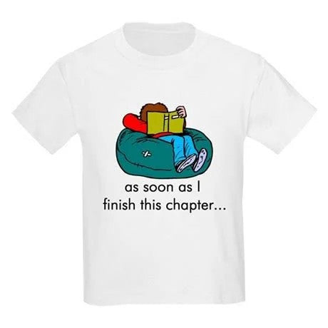 Reading As Soon As I Finish This Chapter Graphic Unisex T Shirt, Sweatshirt, Hoodie Size S - 5XL